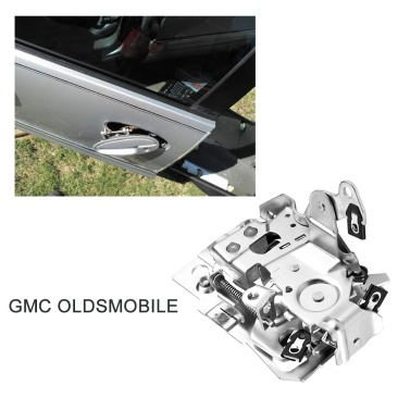 2-teilige Türverriegelung vorne links und rechts Kompatibel mit Cadillac Chevrolet GMC Oldsmobile