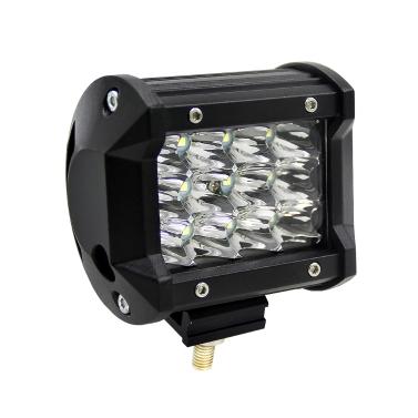 4inch 36W LED Light Bar Work Light Spot Beam Driving Fog Light Road Lighting for Jeep Car Truck SUV Boat Marine