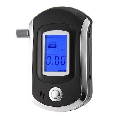 Verificador do álcool do bafômetro