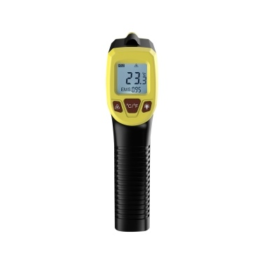 Infrared Thermometer, Non-Contact Digital Laser Temperature Gun -58u00b0F 1112u00b0F (-50u00b0C 600u00b0C) LCD Display