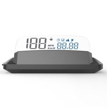 Car HUD Display GPS Smart Gauge High Definition HUD Car Diagnostic Tool