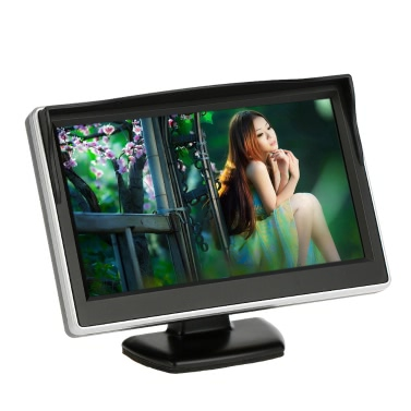 5-Zoll-TFT-LCD-Monitor-Auto-hintere Ansicht-Unterstützungsrücksystems