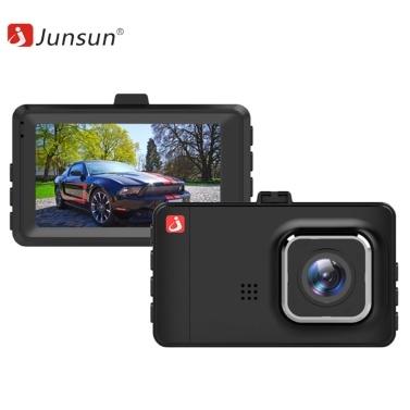 32% OFF Junsun 3 inch TFT LCD Screen Display Car DVR,limited offer $25.99