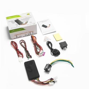 GSM GPRS GPS Tracker in tempo reale