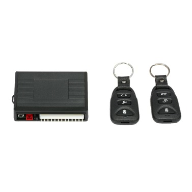 Universal Remote Central Control Box Kit Car Türschloss Keyless Entry-System mit Stamm-Freigabe-Taste