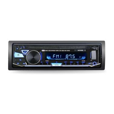 Einzelner Lärm 12V Auto DVD CD Spieler mit BT 7010B Fahrzeug MP3 Stereo Handfree Autoradio Audio Radio Drahtloser Fernsteuerungs