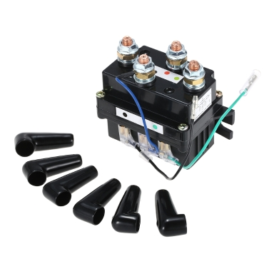 12V Heavy Duty Winde Magnet Relais Upgrade Equiv 500A Ampere Recovery 4x4 17000lb