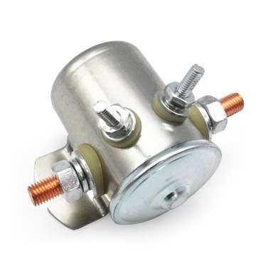 114208/114218 66-702 Continuous duty 12V 150A golf cart solenoid relay