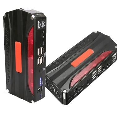 68800 mAH 12 V USB Auto Starthilfe Power Booster Ladegerät Haushaltsautos Tragbare Maintainer Kit