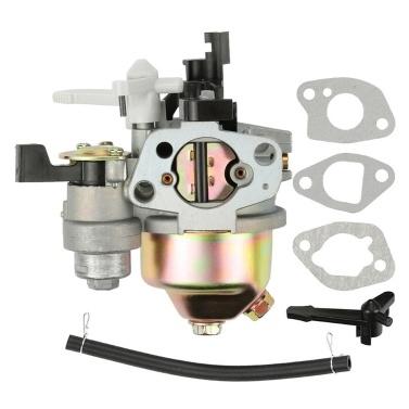 Carburetor Carb Fit for Honda GX160 GX168F GX200 5.5HP 6.5HP + Fuel Pipe Gasket Engine