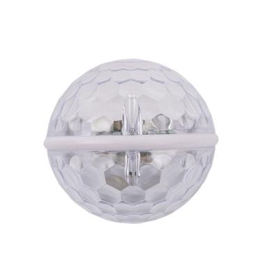 KKmoon USB Mini Disco Light, Party Light Ball Car Atmosphere Light Sound Control Magic Strobe Light