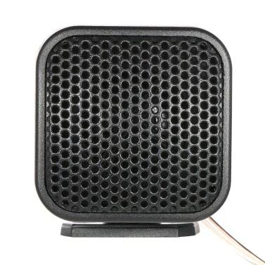 Super Power Loud Audio square design  Speaker Tweeter for Car Auto a pair