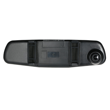 KKmoon 4 Rearview Mirror Driving Recorder