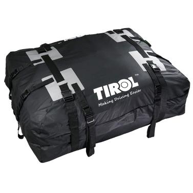 TIROL Wasserdichte Autodachträger Cargo Gepäck Reisetasche