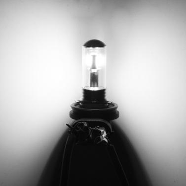 Nighteye H16 80W led fog tail light bulbs driving lamp drl headlight white