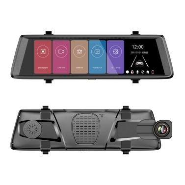 $10 OFF 10 inch Full HD 1080P Stream Media Car Video Camera DVR,free shipping $79.99(Code:AK6936)