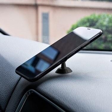 Support de téléphone mobile de tableau de bord magnétique de téléphone de voiture