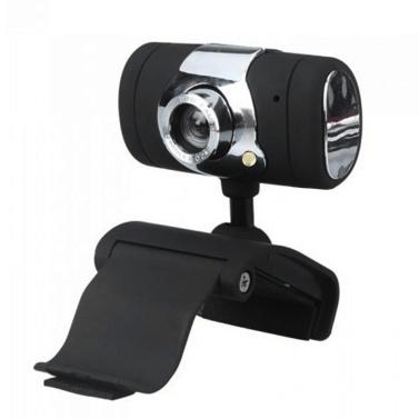 USB 2.0 Веб-камера Конференц-камера HD Видео Веб-камера Клип-камера с микрофоном для ноутбука
