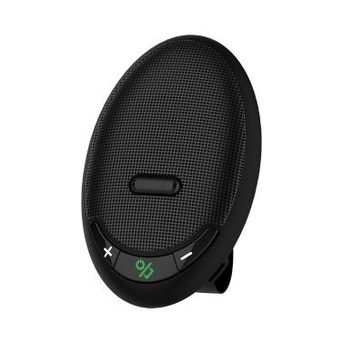 BT Freisprech-Autolautsprecher BT 5.0 In-Car-Freisprecheinrichtung Wireless-Kit für Mobiltelefone Praktisch für Freisprechanrufe GPS-Navigation und Musik