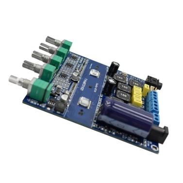 TPA3116 Subwoofer Amplifier Board Digital Audio Amplifier Board 2.1 with BT 5.0 DC12V-24V 50W+50W+100W
