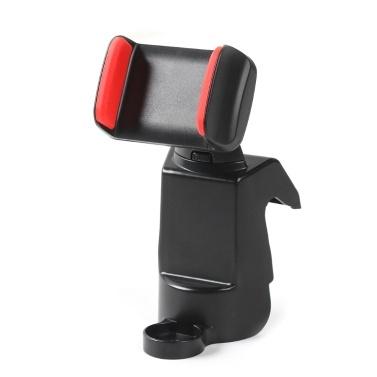 Autotelefonhalterung, universeller Armaturenbrett-Handyhalter, Multi-Mount-Armaturenbretthalter für Jeep Wrangler JK 2011-2018, kompatibel mit iPhone, Samsung, LG, HTC & More Smartphone