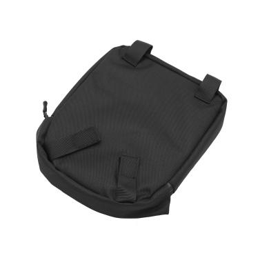 Motorcycle Seat Bag Tail Bag Waterproof Luggage Bag Motorbike Saddle Bag Multifunctional Storage Bag Replacement