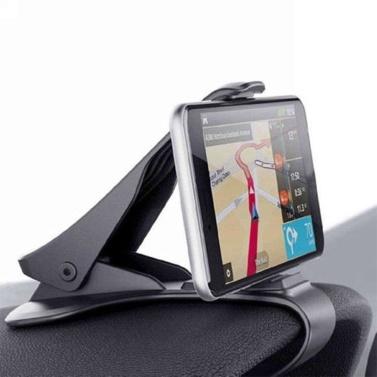 Clip rotativo universal para sujetador de teléfono ajustable