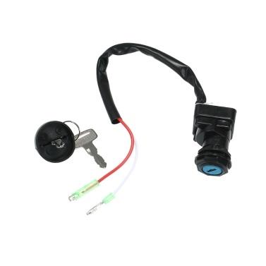 Ignition Key Switch for YAMAHA Banshee 350 YFZ350 1995-2001