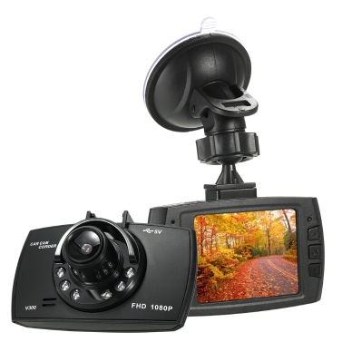 Buy Car camera Recorder DVR 720P Video Registrar Night Vision Black box Carcam Dash Camera