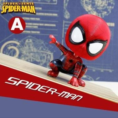 Spider-Man Q Version Cute Styling Dolls Kreatives Spielzeug