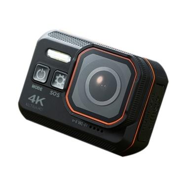 Multifunktionale 4K SOS WiFi Taschenlampe WDR Rekord Kamera Tauchkamera