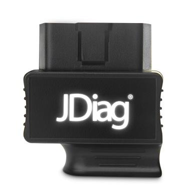 JDiag verbesserte BT FASLINK M2 OBDII Scanner-Berufsfahrzeug-Diagnosewerkzeug, Automotor-Codeleser für IOS und Android, mit Sprachsteuerungsfunktion