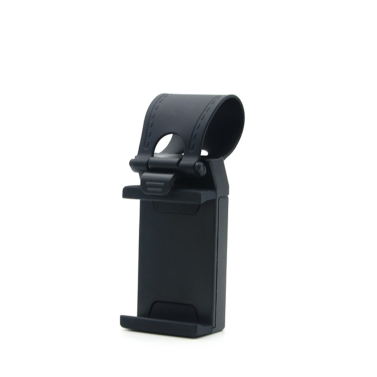 Car Steering Wheel Guide Phone Holder Bike Clip Mount Mobile-phone Stand Support