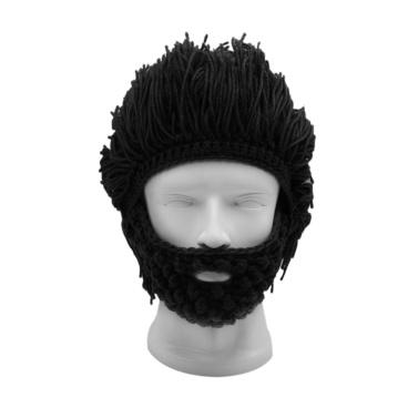 Neue Mode Perücke Bart Hüte