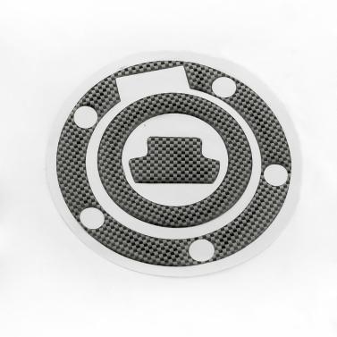 Neue Carbon-Look-Kraftstoff / Gas Cap Überkleber Pad für Yamaha YZF R1 R6