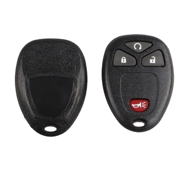 4 Button Replacement Keyless Entry Remote Key Fob Transmitter OUC60270