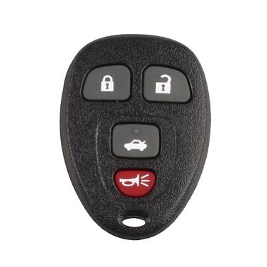 4 Taste Ersatz Keyless-Entry entfernten Schlüsselanhänger Beeper Clicker Transmitter für KOBGT04A 22733523