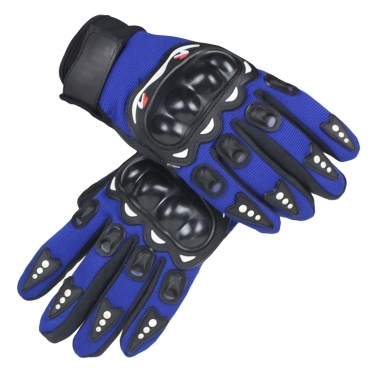 Men's Motorcycle Gloves Touching Screen Full Finger Cycling Gloves Warm Gloves for Motorbike MTB Cycling Motocross Mountain Outdoor Sports,M-XL