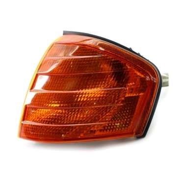 Amber Corner Lights Parking Lamps Right Replacement For Mercedes-Benz C-Class W202 1994-2000