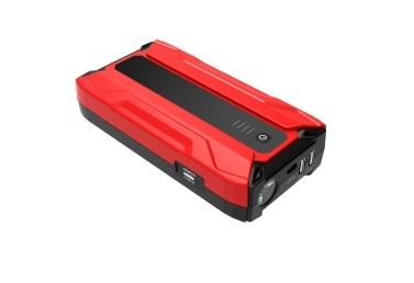 1500A Peak 18000mAh Car Jump Starter USB Quick Charge 12V Auto Battery Booster Alimentatore portatile con luce LED incorporata