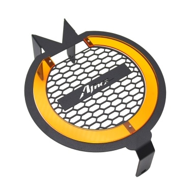 AFNCX Motorcycle Retro Headlamp Cover Mesh Grill Lampshade Replacement For Honda CB650R 2019-2020