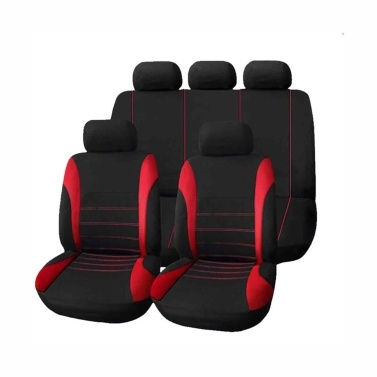 33% OFF 9pcs Universal Car Seat Cover Cloth Art Auto Interior Decoration,limited offer $14.99