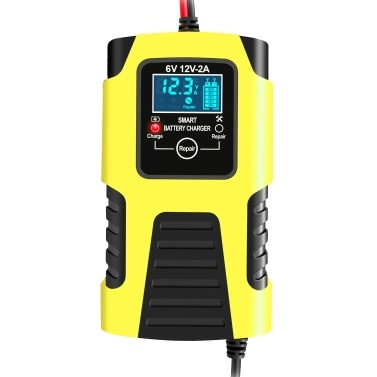 Autobatterieladegeräte 12V / 2A 24V / 2A Vollautomatische intelligente Batterieladegeräte Maintenanceer