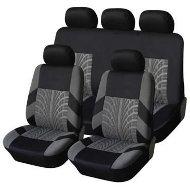 11-teilige Luxus-Autositzbezüge