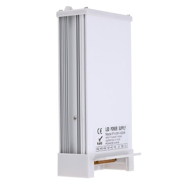 AC170-250V To DC24V 350W 15A LED Driver Power Supply Adapter Transformer Switch for LED Strip Billboard