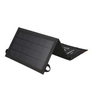 7W Portable faltbare USB Solar Panel Ladegerät Power Bank