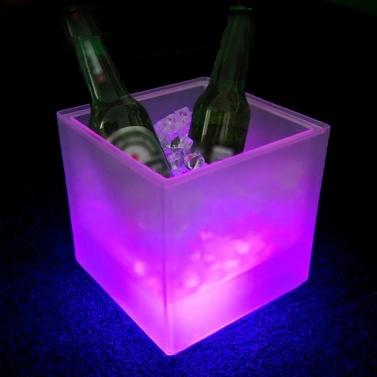 3.5L Hochleistungs-LED-Lichtlampe ICE-Eimer