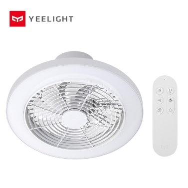 Yeelight YLFD001 AC220V Intelligent Ceiling Fan Light with Remote Wirelessly BT Connection
