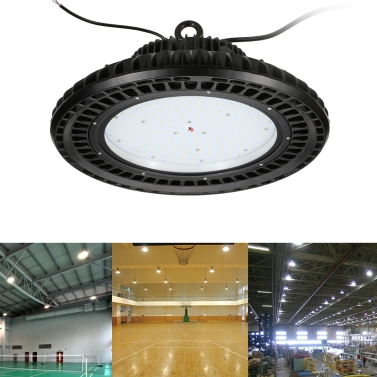 Tomshine 85-265V 200W 21000LM 224LED UFO High Bay Lightlimited offer $136.99