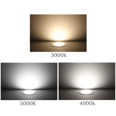 Color temperature 3000K 8W 4inch LED Triac Dimmable Retrofit Downlight Ceiling Light